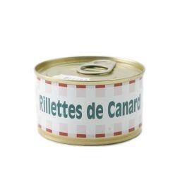 Rillettes pur canard (120g)
