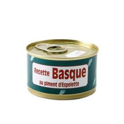 Pâté basque (120g)